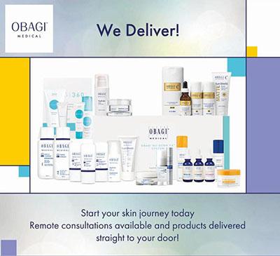 Obagi Nuderm Skin Transformation Kits